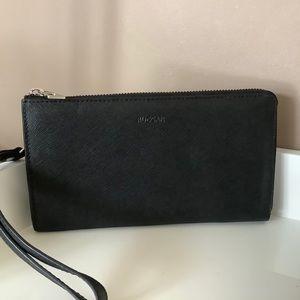 Rudsak leather cellphone wallet/wristlet